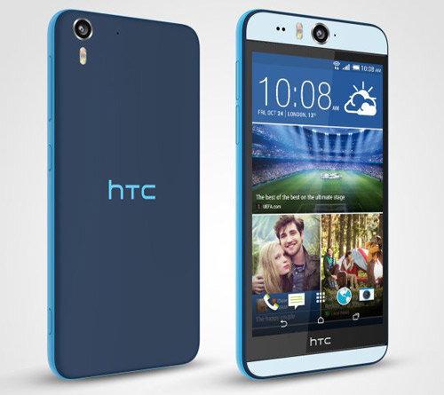 So sánh điện thoại Alcatel Flash 2 và HTC Desire Eye
