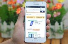 So sánh điện thoại di động giá rẻ HTC Desire 510 và Samsung Galaxy Core 2 G355