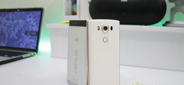 So sánh điện thoại di động LG V10 và Nexus 6P