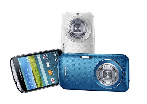 So sánh điện thoại di động Sony Xperia M2 Dual và Samsung Galaxy K zoom