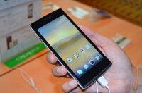So sánh điện thoại di động Sony Xperia Z C6603 và Oppo Find 5 mini