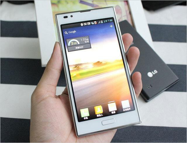 So sánh điện thoại di động Sony Xperia Z C6603 và LG Optimus LTE 2