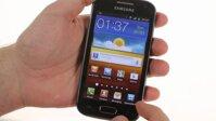 So sánh điện thoại di động Sony Xperia Z C6603 và Samsung Galaxy Ace 2 I8160