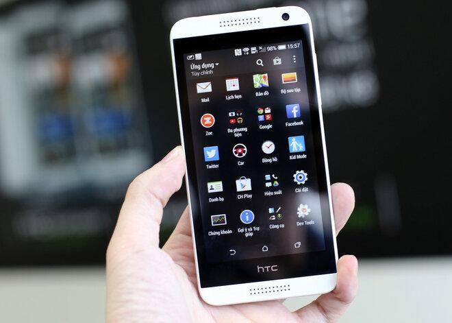 So sánh điện thoại di động Sony Xperia C C2305 và HTC Desire 610 trong tầm giá 4 triệu đồng