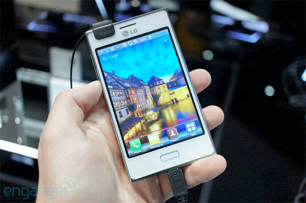 So sánh điện thoại di động Sony Xperia M2 Dual và LG Optimus L5
