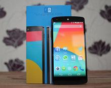 So sánh điện thoại di động Sony Xperia Z Ultra C6833 và LG Nexus 5