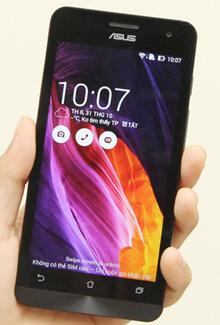 So sánh điện thoại di động Asus Zenfone 2 và Zenfone 5