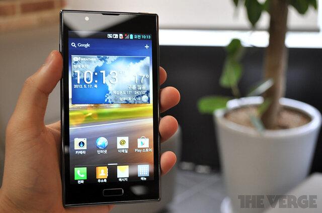 So sánh điện thoại di động điện thoại LG Optimus LTE2 và Sony Xperia TX LT 29i