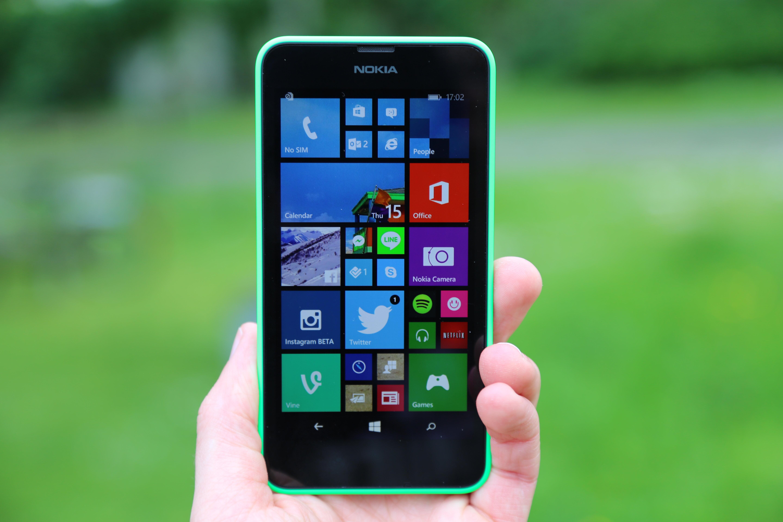 So sánh điện thoại giá rẻ Nokia Lumia 630 và Galaxy Core Prime G360