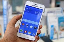 So sánh điện thoại HTC Desire 526G và Samsung Galaxy Core 2