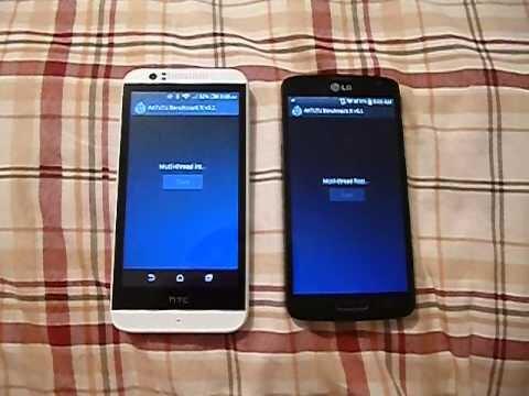 So sánh điện thoại HTC Desire 620 và HTC Desire 510