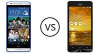 So sánh điện thoại HTC Desire 620 và Asus Zenfone C