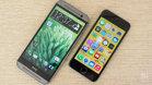 So sánh điện thoại HTC One A9 và iPhone 5S