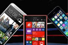So sánh điện thoại HTC One A9 và Nokia Lumia 1520