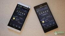 So sánh điện thoại HTC One A9 và Sony Xperia Z5