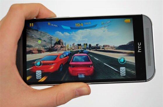 So sánh điện thoại HTC One A9 và HTC One M8