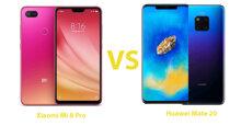 So sánh điện thoại Huawei Mate 20 và Xiaomi Mi 8 Pro: Giá từ 15 đến 16 triệu nên chọn chiếc smartphone nào ?