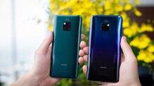 So sánh điện thoại Huawei mới nhất Mate 20 và Mate 20 Pro mua loại nào