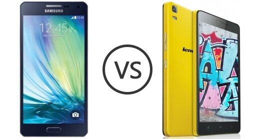 So sánh điện thoại Lenovo K3 Note và Lenovo A700