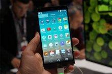 So sánh điện thoại LG G3 và LG G Flex 2