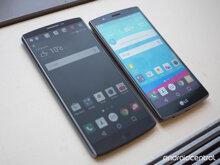 So sánh điện thoại LG G5 và LG G4
