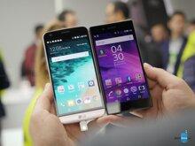 So sánh điện thoại LG G5 và Sony Xperia Z5 Premium