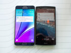 So sánh điện thoại LG G5 và Samsung Galaxy Note 5