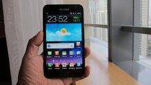 So sánh điện thoại Lumia 620 và Samsung Galaxy Note N7000