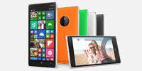 So sánh điện thoại Lumia 830 và Samsung Galaxy S5