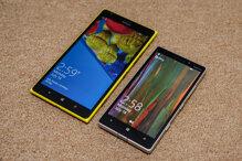 So sánh điện thoại Nokia Lumia 930 và Nokia Lumia 1520