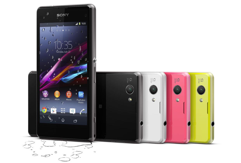 So sánh điện thoại Nokia lumia 830 và Sony Xperia Z1 Compact
