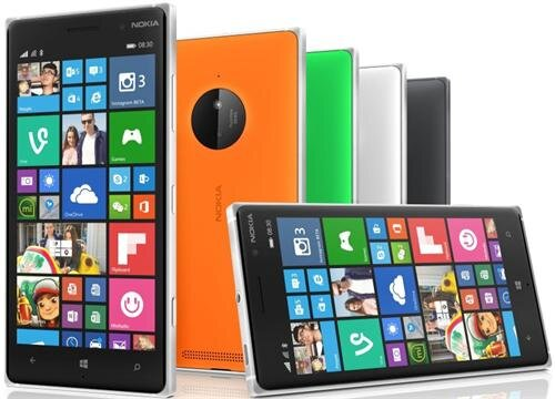 So sánh điện thoại Nokia Lumia 830 và Sony Xperia Z Ultra