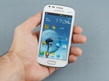So sánh điện thoại Nokia Lumia 1320 và Galaxy S Duos