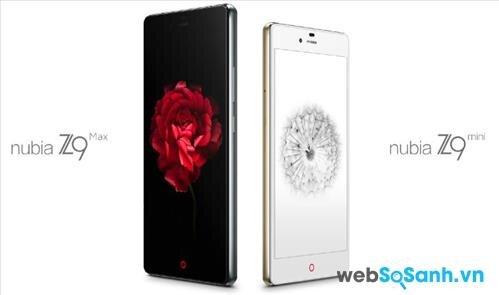 So sánh điện thoại Nubia Z9 Mini và Nokia Lumia 630