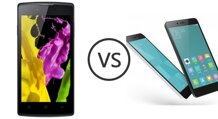 So sánh điện thoại Oppo Neo 7 và Xiaomi Redmi Note 2