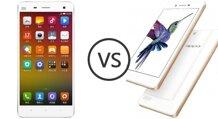 So sánh điện thoại Oppo Neo 7 và Xiaomi Mi 4i