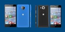 So sánh điện thoại Oppo R7s và Lumia 950 XL