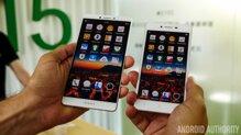 So sánh điện thoại Oppo R7s và Bphone