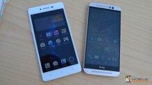 So sánh điện thoại Oppo R7s và HTC One M9