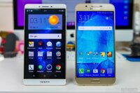 So sánh điện thoại Oppo R7s  và Samsung Galaxy S5