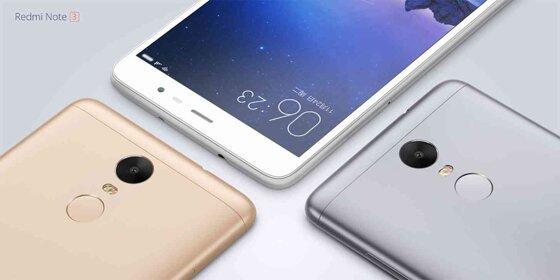 So sánh điện thoại Q Luna và Xiaomi Redmi Note 3
