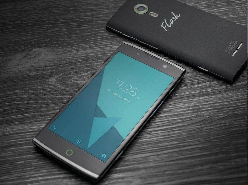So sánh điện thoại Q Luna và Alcatel Flash 2