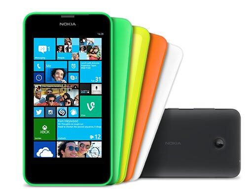 So sánh điện thoại Q Luna và Nokia Lumia 630