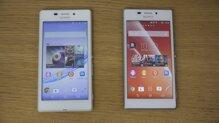 So sánh điện thoại Q Luna và Sony Xperia M2
