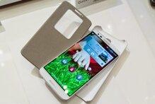 So sánh điện thoại Samsung Galaxy J Docomo và LG G2 Docomo