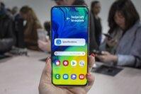 So sánh điện thoại Samsung Galaxy A80 với Oppo R17 Pro