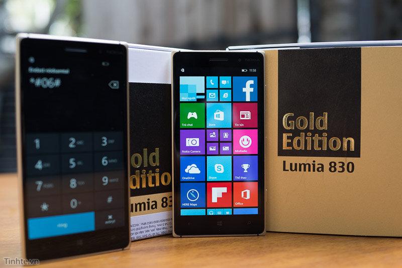 So sánh điện thoại Samsung Galaxy J và Lumia 830: cuộc đối đầu cân sức