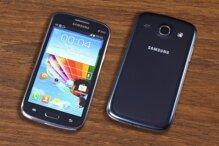 So sánh điện thoại Samsung Galaxy Core I8262 và HTC Desire SV