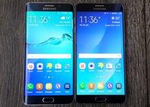 So sánh điện thoại Samsung Galaxy S6 Edge+ và Galaxy Note 4