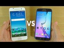 So sánh điện thoại Samsung Galaxy S7 Edge và HTC One A9